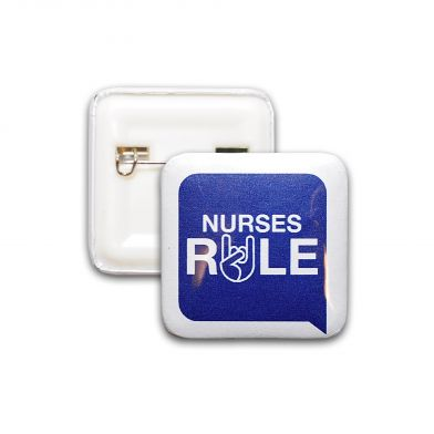 Nurses Rule -pinssi